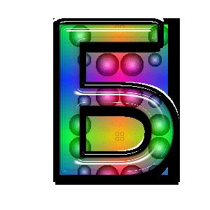 скачать красивые буквы для оформления